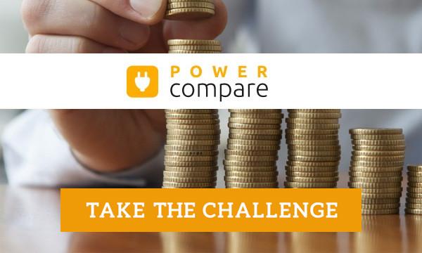 Power Compare - Power Bill Challenge