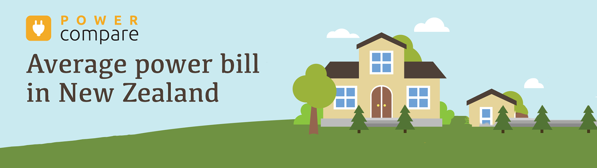 Average Power Bill in New Zealand
