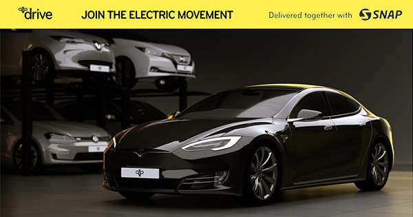 Join the Electric Movement with Mercury Drive