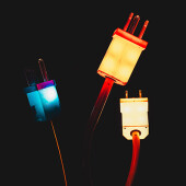 Power companies restart disconnections